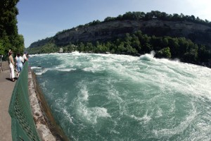 Niagara Falls White Water Walk