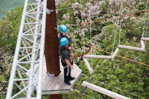WildPlay Ariel Obstacle Courses: A Top Niagara Attraction